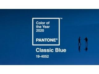Колір року - Classic Blue !